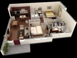 bedroom house plans under square feethousehome gallery with 3d