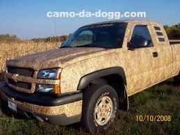Ford Camo Truck - camo da dogg inc