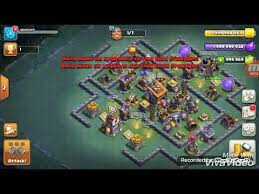coc layout builder th8 th 8 builder base preview youtube