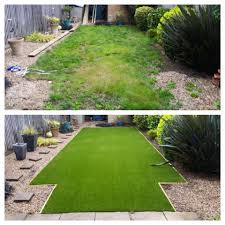 wow this is a great before and after transformation backgarden