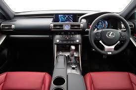 lexus is350 sport 2017 lexus is 350 f sport 3 5l 6cyl petrol automatic sedan