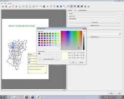 qgis layout mode qgis creating map layouts printing and exporting youtube