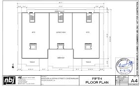 museum floor plan dwg one hanover