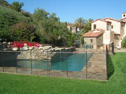 Backyard Pool Fence Ideas Removable Pool Safety Fence Ideas U2013 Outdoor Decorations