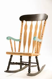 Rocking The Chair How To Upcycle A Timber Rocking Chair Reno Addict