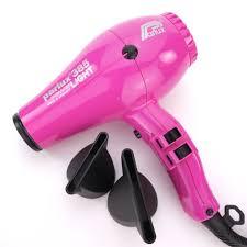 light pink hair dryer parlux fushia 385 power light hair dryer free delivery