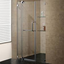 30 Shower Door 48 Inch Frameless Shower Door