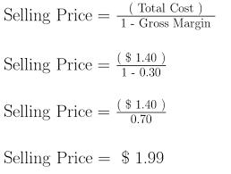 building material cost calculator estimator 1 99 26 57 profit margin and price markup calculation and formulas excel