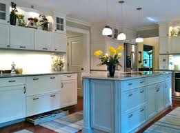 kitchen design ideas adorable coastal kitchen white painted