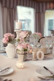 Silver Wedding Centerpieces by 151 Best Pink U0026 Silver Wedding Decor Images On Pinterest