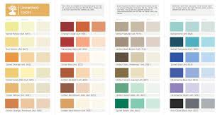 natural paint color palettes u2013 unearthed paints