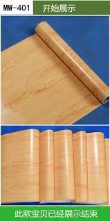 Self Adhesive Wallpaper by Pvc Self Adhesive Wallpaper Wallpaper Wood Wardrobe Closet Door