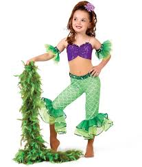 Halloween Mermaid Costume A Part Of Your World Vestuarios Pinterest Dance Costumes