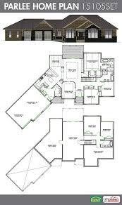 parlee 5 bedroom 3 1 2 bath home plan features foyer with 2