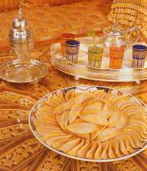gazelle cuisine moroccan pastry a recipe for kaab lghazal gazelle ankle morocco
