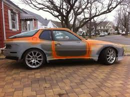 custom porsche 944 sell used 84 porsche 944 lots of parts and custom work no
