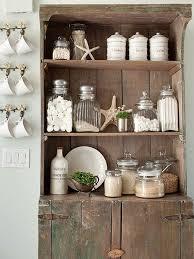 Beach Cottage Decorating Ideas Top 25 Best Beach Style Shelving Ideas On Pinterest Farmhouse