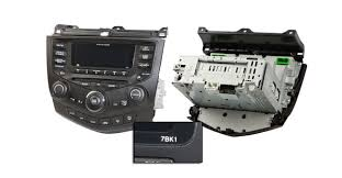 free shipping on a 1994 2012 honda accord radio or cd player u0026 more