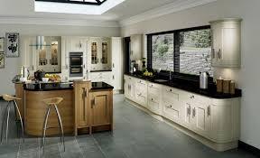 Light Oak Kitchen Iona In Framed Light Oak Kitchen Kitchen Stori