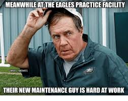 Philadelphia Eagle Memes - meanwhile at the eagles practice facility memes their new