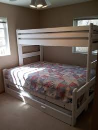 Bunk Beds - Extra long twin bunk bed