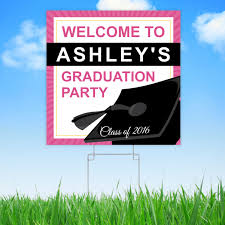 graduation sign graduation invitations announcements posters memory books and