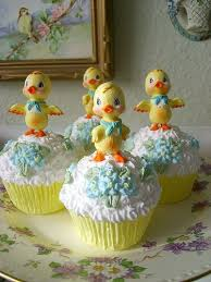 Easter Chicks Cake Decorations by 213 Best Easter Cupcakes Images On Pinterest Easter Cupcakes