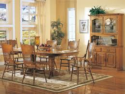 Oak Dining Room Table Sets Santa Clara Furniture Store San Jose Furniture Store Sunnyvale
