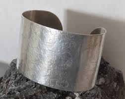 antique sterling silver cuff bracelet images Vintage silver cuff etsy jpg