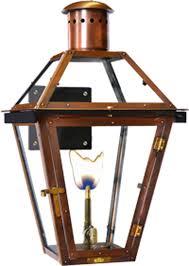 electric lights that look like gas lanterns french quarter lantern on original bracket french quarter