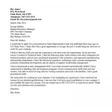 technical s cover letter sample by john doe writing resume