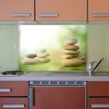 spritzschutz für küche küchenrückwand aus glas als spritzschutz glasprofi24
