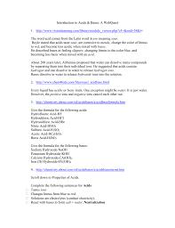 introduction to acids u0026 bases a webquest