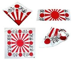 kamikaze headband rising sun kamikaze bandana japan battle headband accessories