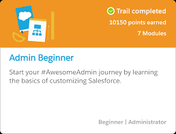 most useful salesforce trailhead courses for nonprofits classy