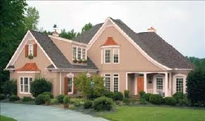exterior paint colors for tudor homes