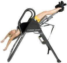 body power health and fitness inversion table 4 inversion chairs for back pain an upside down chair for back issues