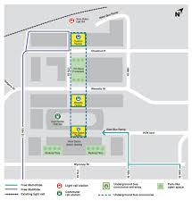 denver terminal b map rtd union station concourse