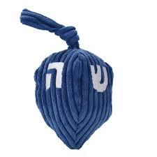 hanukkah toys hugglehounds knottie dog hanukkah dreidel with same