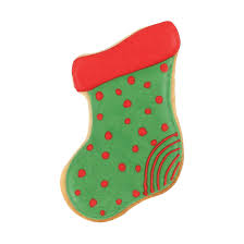 sk christmas stocking cookie cutter squires kitchen shop