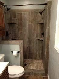 bathroom shower ideas on a budget pleasant rustic bathroom tile design ideas also budget home