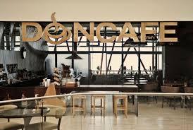 Cafe Interior Design Architecture Don Cafe Modern Cafe Interior Design