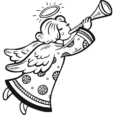 angel line drawing free download clip art free clip art on
