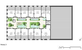 Plan De Loft Plans Des Lofts Au 1er Niveau L U0027atelier Lofts Mulhouse La