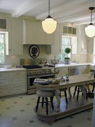 oval kitchen island oval kitchen island transitional kitchen litchfield designs