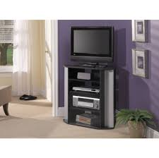 55 Inch Tv Cabinet by Furniture Elegant Tall Tv Stand With Open Storage On Wooden Floor