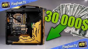 pc bureau puissant le pc le plus cher du monde un pc gamer à 30 000