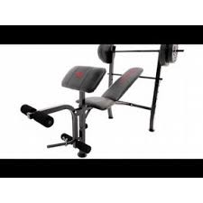 marcy weight bench with weights shop your way online shopping