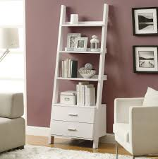 Short Ladder Bookcase by Ladder Bookcase With Drawers Doherty House Fabulous Ideas
