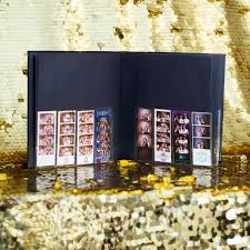 fancy photo albums albums and party favors beyond the darkroom photobooth